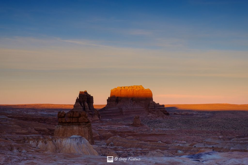 Utah's Mighty 5: State Route 24 and Goblin Valley